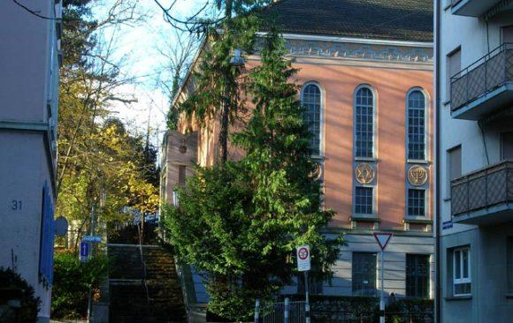 Synagoge Freigutstrasse